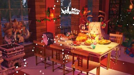 hướng dẫn chơi game Mini World: Block Art