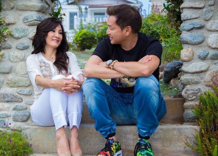 Quang Minh va Hong Dao - yeu tu phim toi doi, on ao ly hon o tuoi U60 hinh anh 1