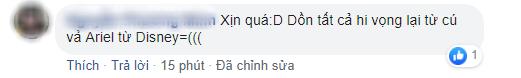 Netizen Trung lẫn Việt đua nhau nổi da gà khi thấy Lưu Diệc Phi trong Mulan: Có hi vọng sau cú vả Ariel rồi! - Ảnh 12.