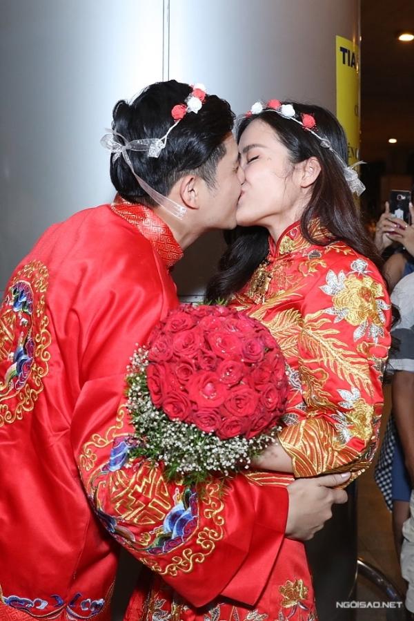 Đông Nhi - Ông Cao Thắng tổ chức đám cưới ở sân bay - 6