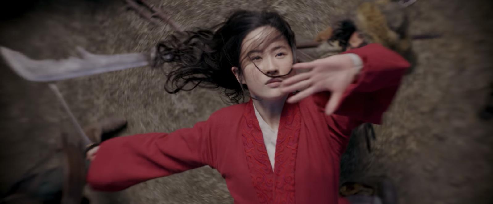 Netizen Trung lẫn Việt đua nhau nổi da gà khi thấy Lưu Diệc Phi trong Mulan: Có hi vọng sau cú vả Ariel rồi! - Ảnh 18.