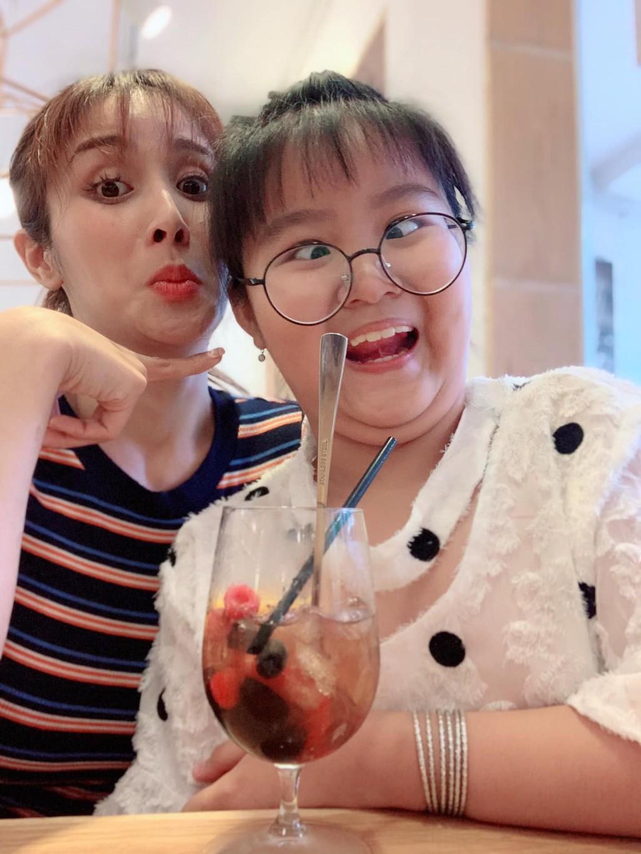 Con gai mum mim cua Thao Trang va Phan Thanh Binh hinh anh 5