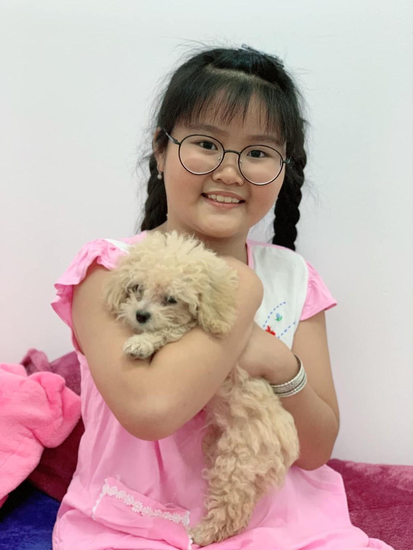 Con gai mum mim cua Thao Trang va Phan Thanh Binh hinh anh 6