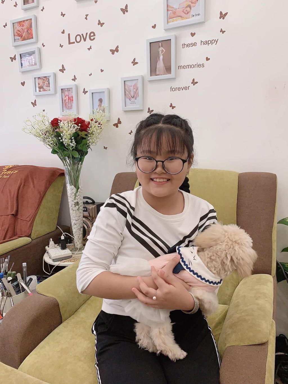 Con gai mum mim cua Thao Trang va Phan Thanh Binh hinh anh 4