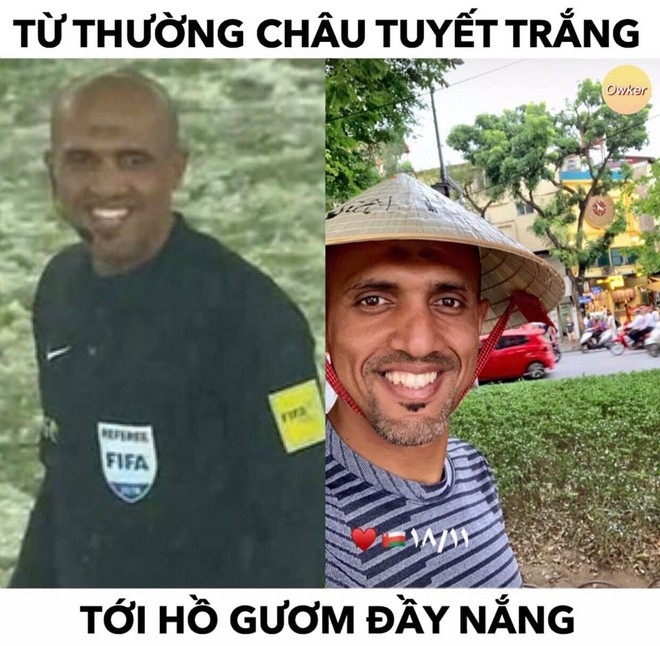 Trong tai tran Viet Nam - Thai Lan doi non la check-in tai ho Guom hinh anh 2