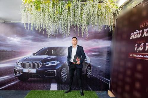 Sao kiếp đỏ đen trao giải BMW khủng hàng tỉ đồng - 3