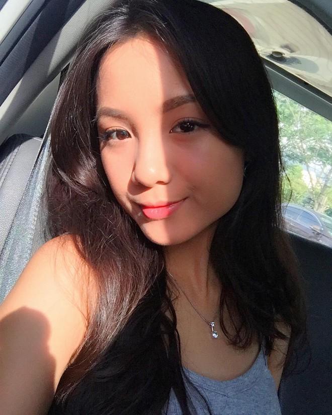 Tram Anh va dan hot girl than thai hon khi de mat moc hinh anh 11