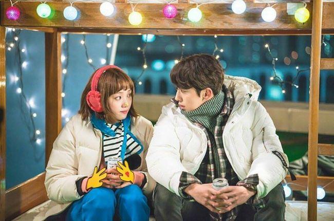 Kết quả hình ảnh cho Cô nàng cử tạ Kim Bok Joo