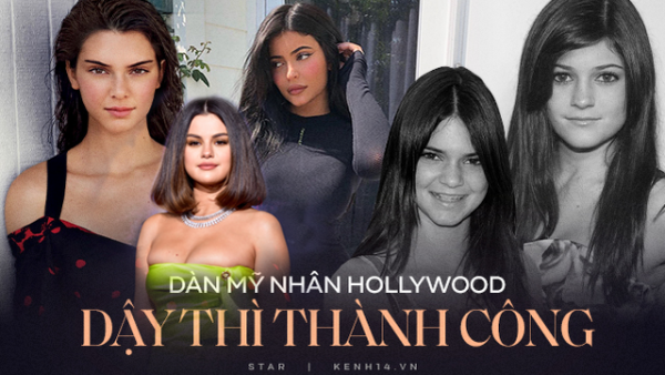Dàn Mỹ Nhân 9x Hollywood