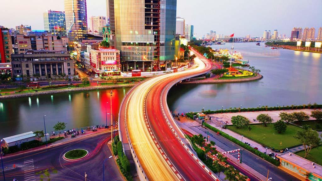 Ảnh Sài Gòn đẹp nhất