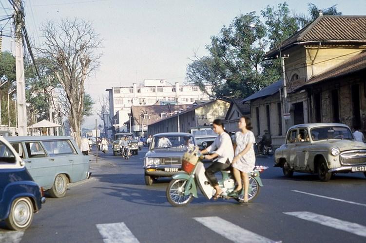 Ảnh Sài Gòn xưa năm 1969
