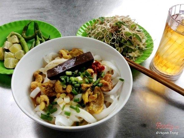 Các Món ăn đặc Sản đà Nẵng