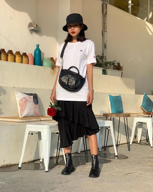 """#kenh14streetstyle tuần qua: Giới trẻ Việt mặc đẹp mà không """"dị"""", ai mix đồ cũng """"đỉnh"""" lắm luôn - Ảnh 10."""