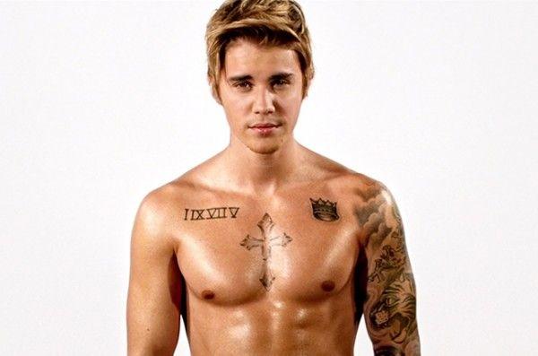 Hình Xăm Của Justin Bieber