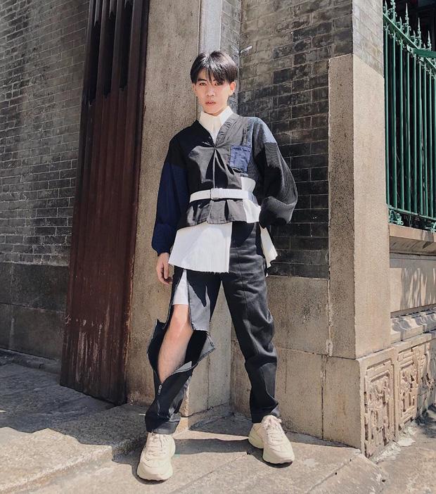"""#kenh14streetstyle tuần qua: Giới trẻ Việt mặc đẹp mà không """"dị"""", ai mix đồ cũng """"đỉnh"""" lắm luôn - Ảnh 13."""