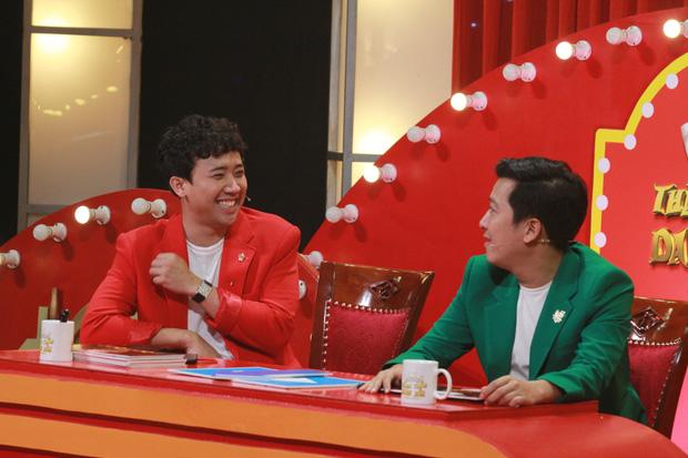 Thách thức danh hài: Trấn Thành không nở lấy một nụ cười với thí sinh đóng giả Hari Won - Ảnh 1.