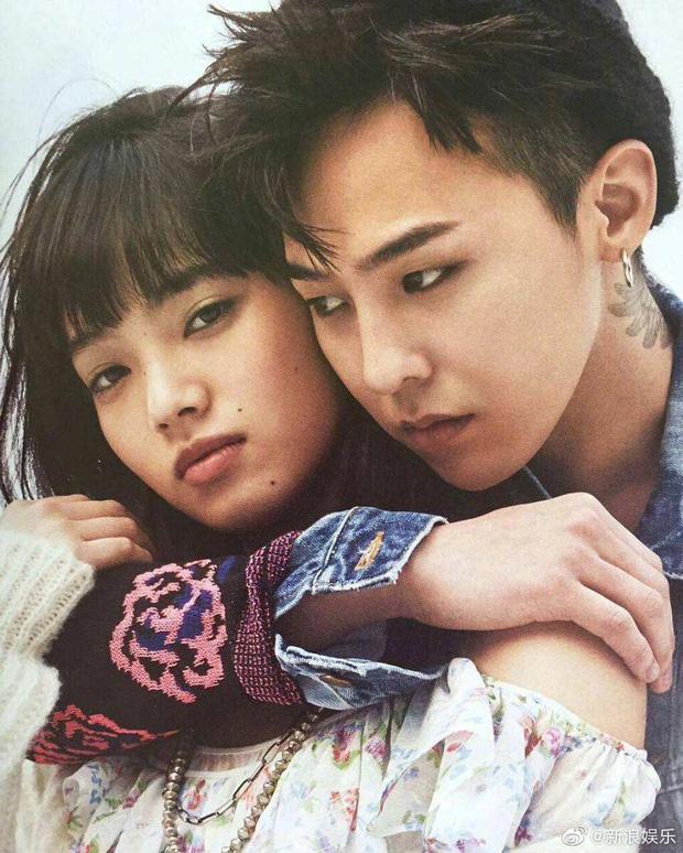Top 1 Weibo rần rần gọi tên G-Dragon: Ông hoàng Kpop đang hẹn hò với mỹ nhân 1996 Nana Komatsu, có hẳn bằng chứng? - Ảnh 3.