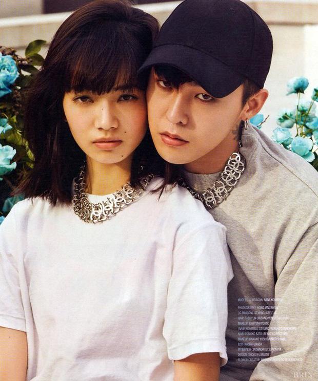 Top 1 Weibo rần rần gọi tên G-Dragon: Ông hoàng Kpop đang hẹn hò với mỹ nhân 1996 Nana Komatsu, có hẳn bằng chứng? - Ảnh 4.