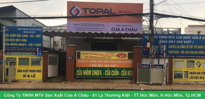 Cua cuon A Chau khai truong cua hang moi tai Long An hinh anh 2 image003_2.jpg