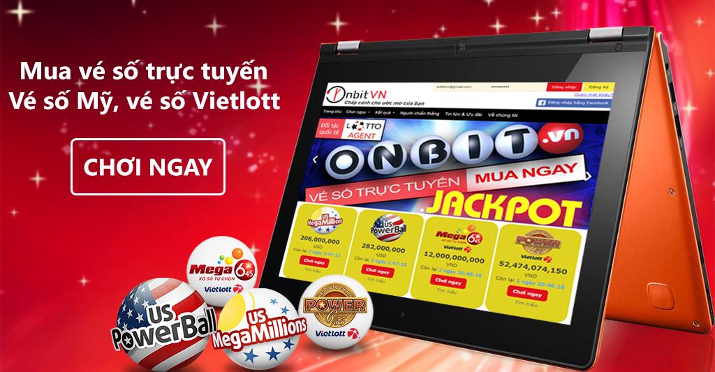 mua ve so truc tuyen tai onbit vn - Ứng dụng, website top 1 mua Vietlott trực tuyến gọi tên Onbit