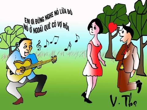 Truyện cười tình yêu (P1) - Trần Quí Thanh