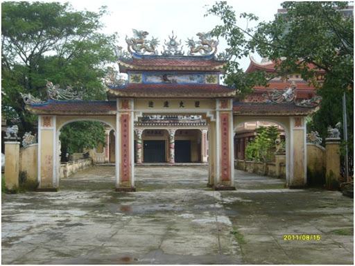 Đình làng An Hải - Bảo tàng Đà Nẵng