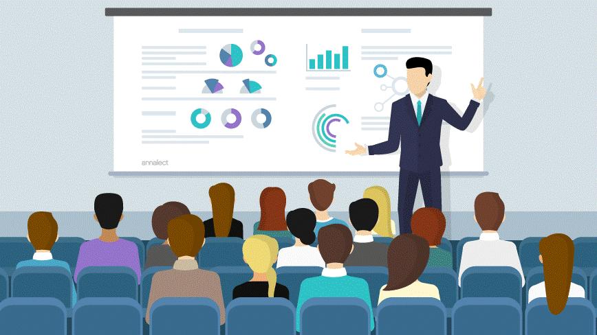 Làm gì để nâng cao khả năng thuyết trình trước đám đông - JobsGO Blog