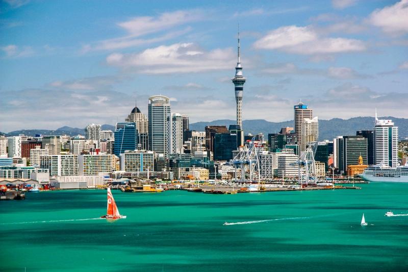 Khám phá sự thịnh vượng ở New Zealand