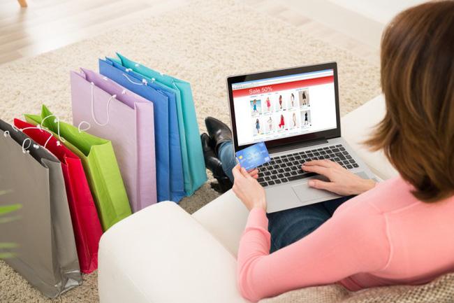 Xu hướng mua sắm trực tuyến: Cao điểm ngày thứ Năm, nam giới ngày ...