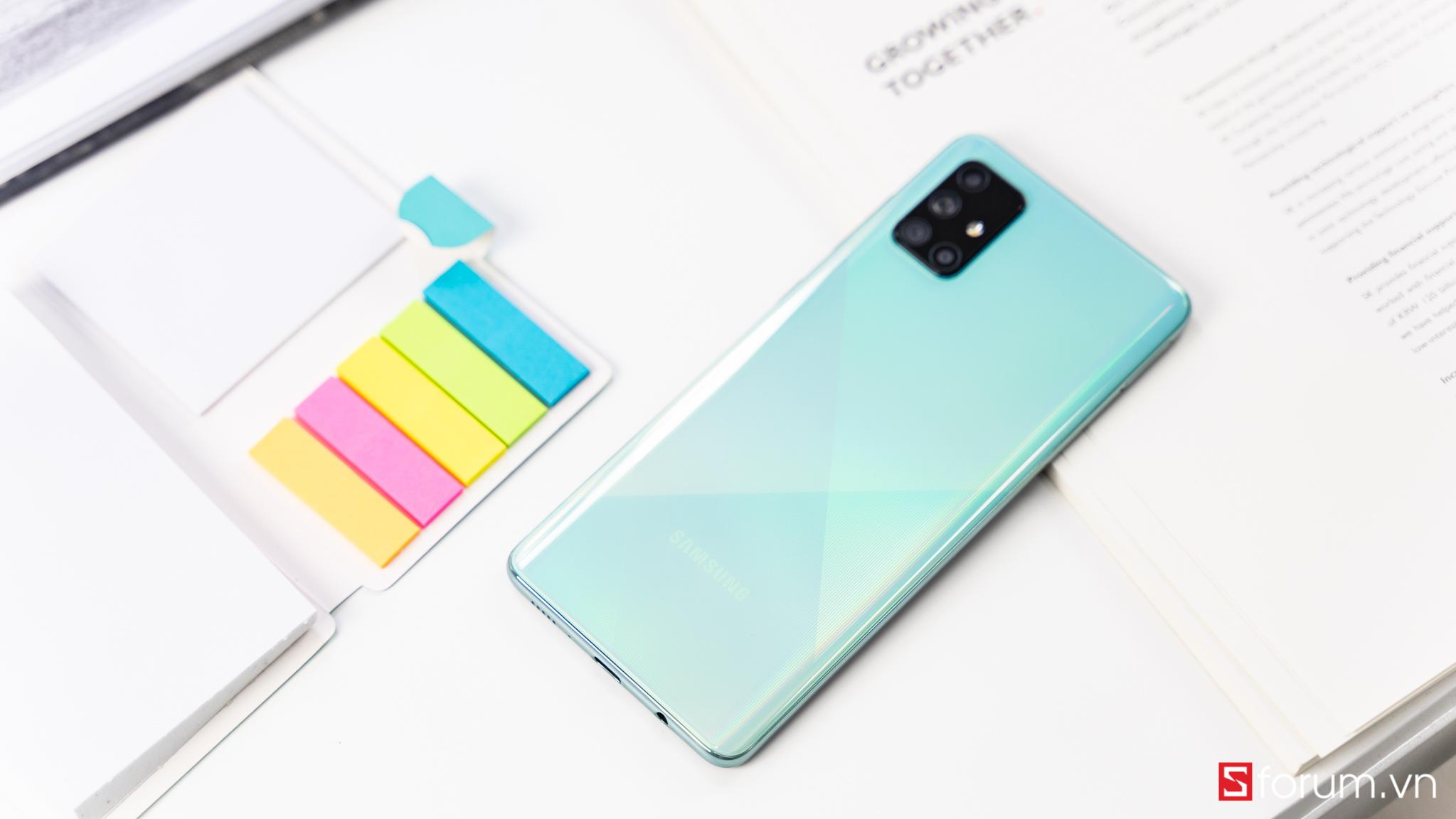 Sforum - Trang thông tin công nghệ mới nhất Galaxy-A71-hands-on-28 Đánh giá Galaxy A71 sau 3 tháng: Vẫn là lựa chọn tốt cho mọi nhu cầu sử dụng