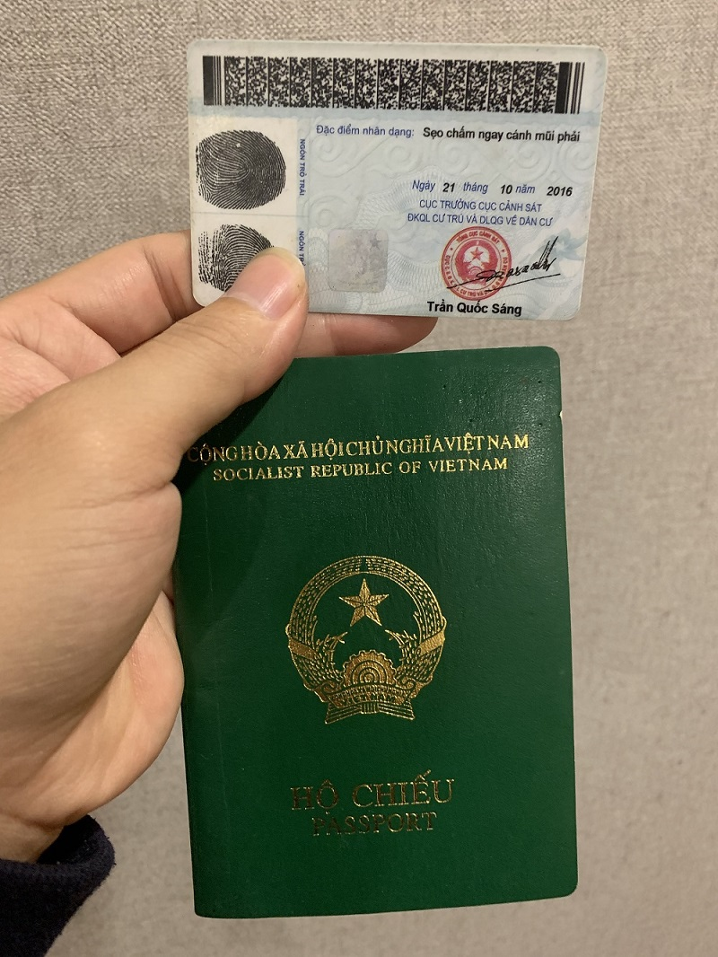 Đi du lịch cần chuẩn bị những giấy tờ gì?