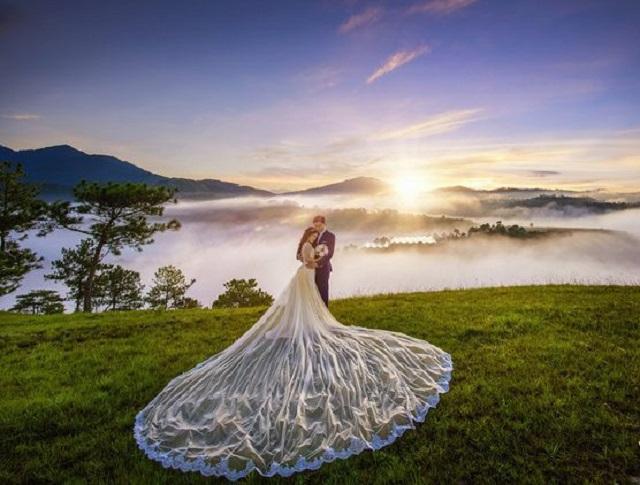 10 điểm chụp ảnh cưới đẹp nhất Đà Lạt (Phần 1) | Ahihi Studio