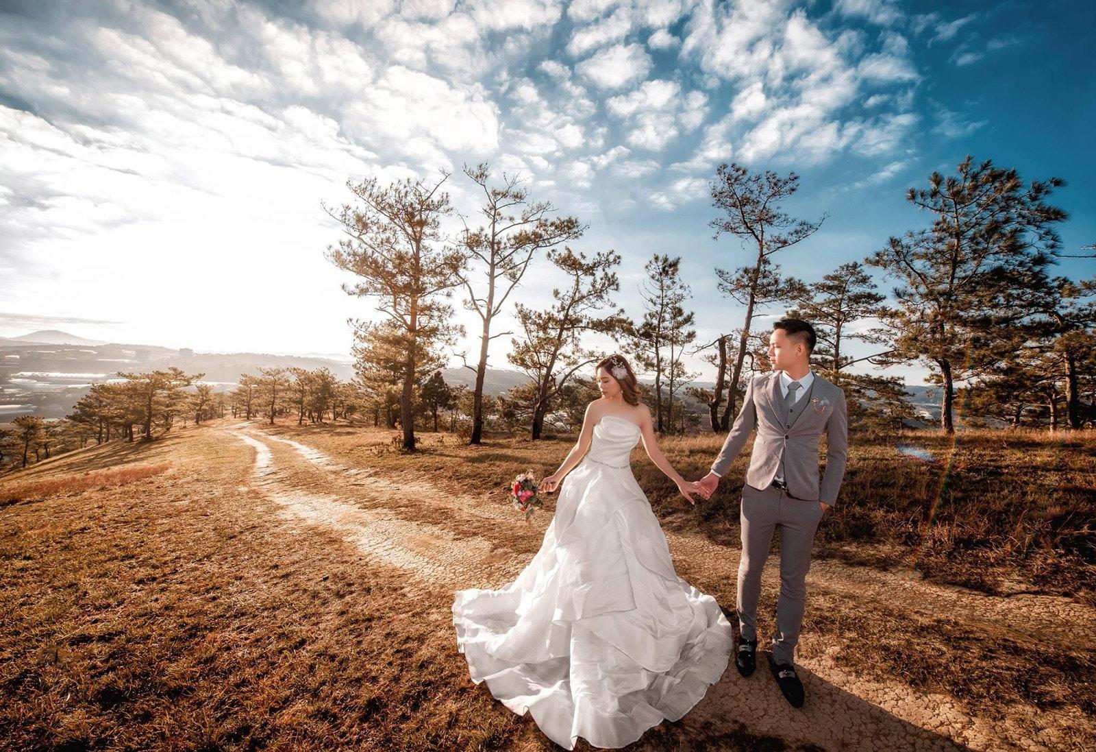 Studio chụp hình cưới Đà Lạt đẹp bạn không nên bỏ qua - Chụp hình cưới - Quay phim Phóng sự Cưới Hỏi - Lavender Wedding Studio