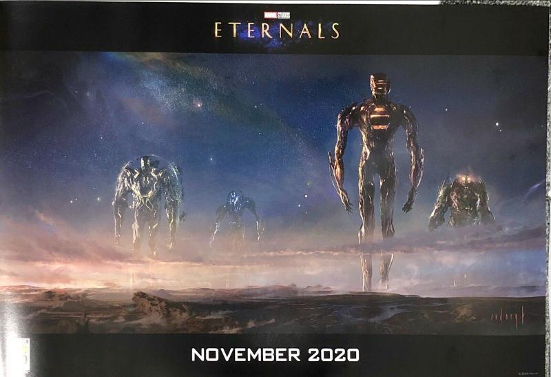 The Eternals (06/11/2020)