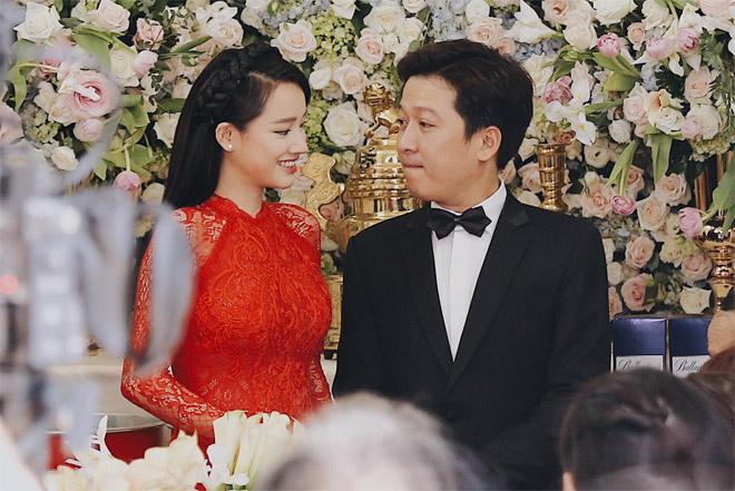 đám cưới trường giang - nhã phương