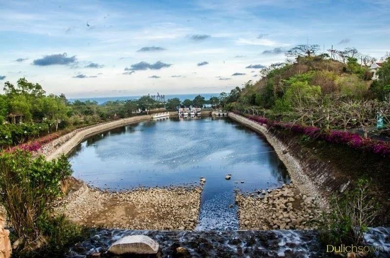 Khu du lịch Hồ Mây - Vũng Tàu