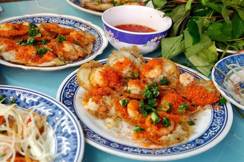 Đặc sản bánh khọt nổi tiếng Vũng Tàu