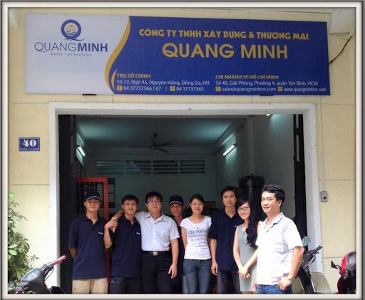 GIỚI THIỆU QUANG MINH CO, LTD