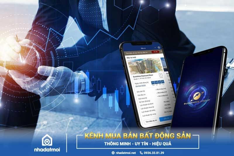Nhadatmoi.net - Sàn giao dịch thương mại bất động sản hàng đầu hiện nay