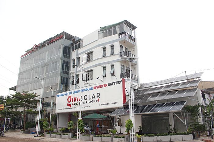 Giới thiệu về công ty điện mặt trời GIVASOLAR