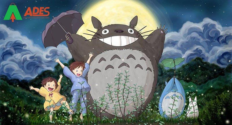 Hang Xom Cua Toi La Totoro (My Neighbor Totoro)
