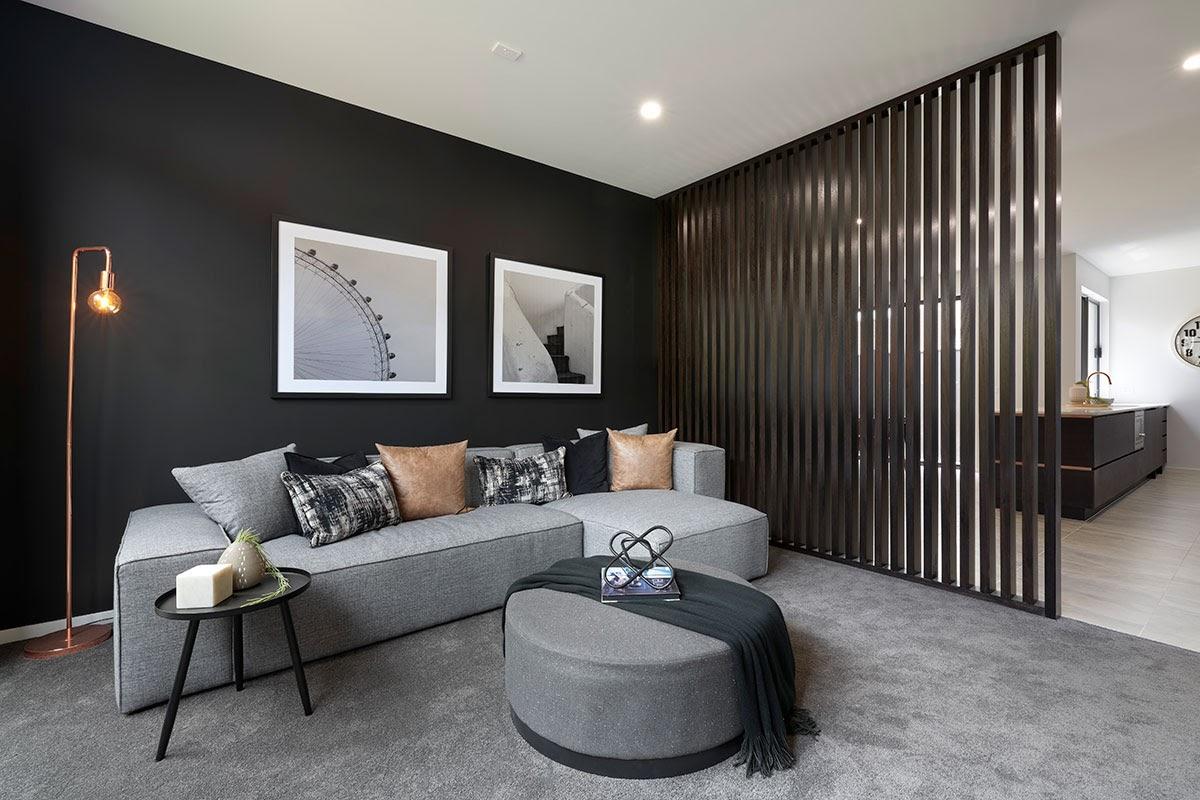 Lựa chọn thảm trải sàn nhà cho không gian phòng khách thêm hiện đại